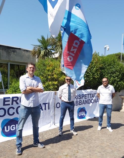 La UGL Sanità ricevuta in consiglio regionale del Lazio:  ''Ora gesti concreti o la mobilitazione proseguirà'' 2