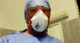 """Coronavirus, l'infermiere di Cremona risponde agli insulti: """"È stato uno sfogo, una richiesta di aiuto"""""""