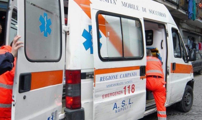 Giugliano (Napoli), dottoressa del 118 colpita da infarto dopo un'aggressione