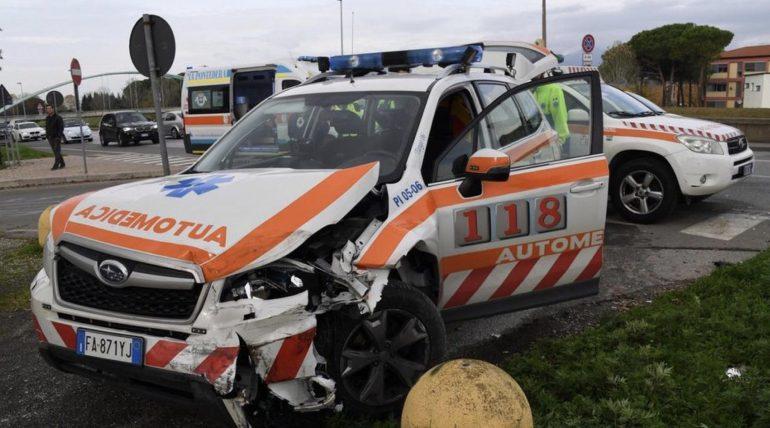 Incidente con automedica: 2 anni di reclusione per infermiera del 118 alla guida