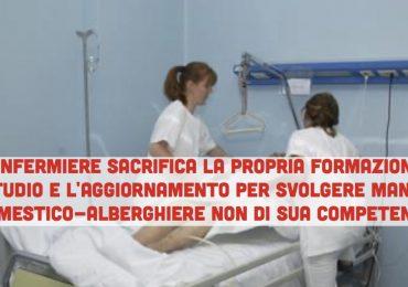Infermieri costretti a rifare letti: Asl e Ospedale condannate per demansionamento 3