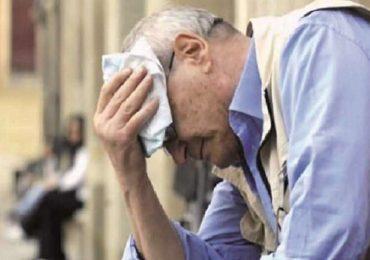Ondate di calore: l'aggravamento di patologie preesistenti