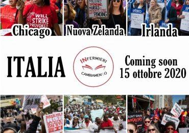Infermieri e scioperi: rivendicazioni di diritti in tutto il pianeta