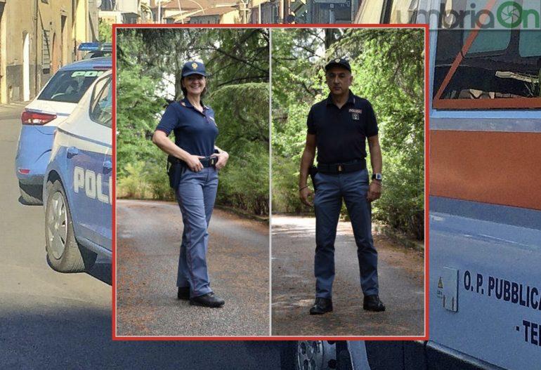 Bimba colta da malore in autostrada: salva grazie a staffetta tra Polizia e 118