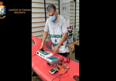 Civitanova, falso fisioterapista smascherato dalla GdF