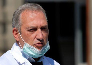 """Coronavirus, Francesco Vaia (Spallanzani): """"L'identikit del contagiato? Giovane e straniero"""""""