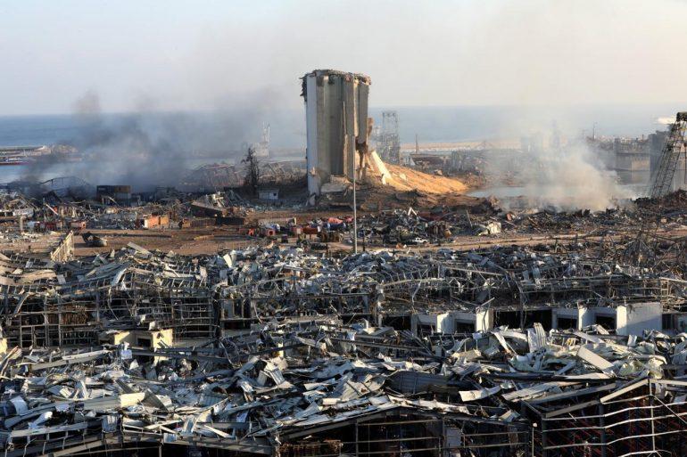 Esplosioni Beirut, tre ospedali distrutti. Si prega perché rinascano dalle ceneri