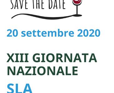 Giornata Nazionale SLA promossa da AISLA: molte iniziative,tante le piazze italiane coinvolte e un grande banchetto virtuale