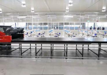 In Puglia la prima fabbrica d'Italia che produce DPI