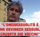 """""""L'omosessualità è una devianza sessuale dovuta ai vaccini"""": la risposta del dott. Battiston"""