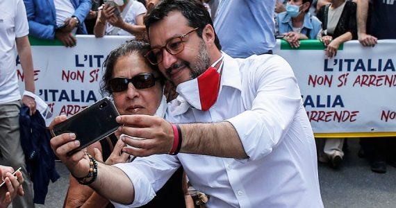 "Nursing Up: ""Caro Salvini, noi infermieri italiani siamo tutti Paolo Baldini"""