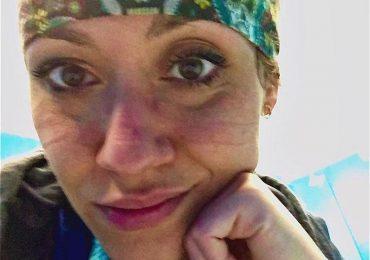 """Sara infermiera in prima linea contro il Coronavirus """"La mia Pasquarantena aiuterà qualcuno a riflettere"""""""
