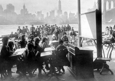 Coronavirus e rientro a scuola: il precedente dell'influenza spagnola negli Usa