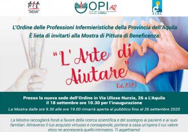 Dedica all'infermiere Giuseppe Serpetti, morto nello schianto dell'elisoccorso del 2017
