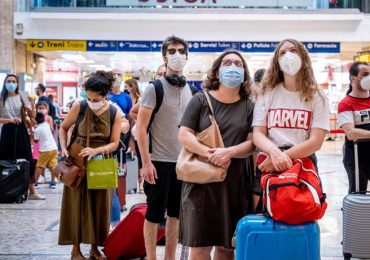 L'utilizzo massivo di mascherine renderà immuni le persone dal Covid-19: i risultati della ricerca