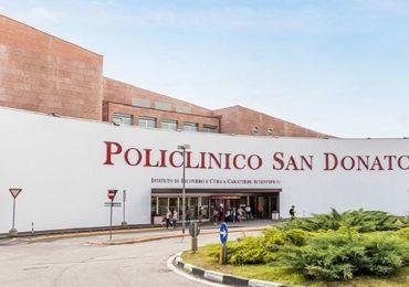 San Donato Milanese, eseguito intervento cardiaco con endoscopia 3D ad alta definizione