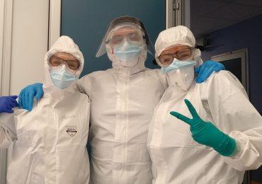Il Fotografo Enzo Todisco ringrazia il personale di Malattie Infettive di Bisceglie