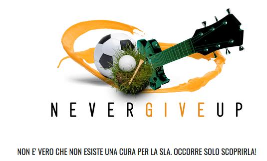 #Nevergiveup, AISLA E Fondazione Vialli E Mauro Insieme per 5 dirette Fb con campioni straordinari