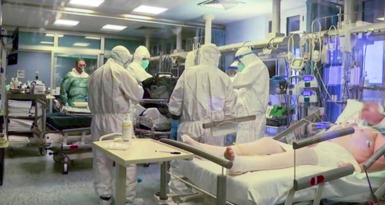 20.000 vittime dell'epidemia oltre i morti dichiarati
