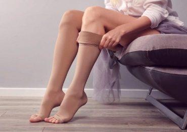 Cellulite: i benefici delle calze a compressione graduata