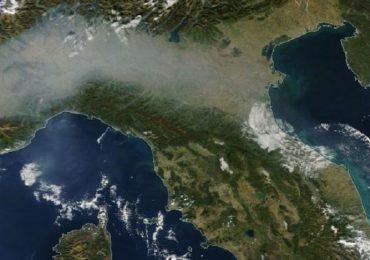 """Coronavirus, studio SIMA: """"Inquinamento ha agevolato la diffusione in Pianura Padana"""""""