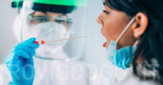 Coronavirus, un guarito su 5 resta positivo al tampone per alcune settimane