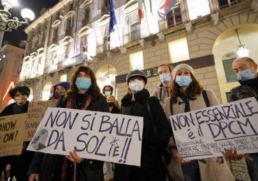 Nuovo Dpcm, continuano le proteste nelle città italiane