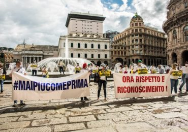 Nursing Up: e venne il giorno della manifestazione nazionale al Circo Massimo. De Palma: «Colleghi da tutta Italia a Roma. Lottiamo uniti per la nostra professione»