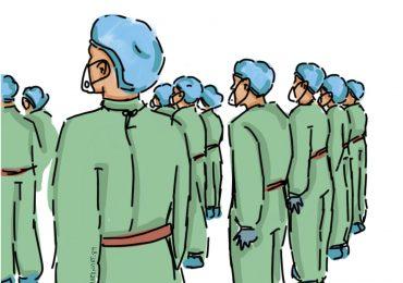 Nell'ASL Na 2 Nord compete all'infermiere il trasporto delle salme Covid positive!