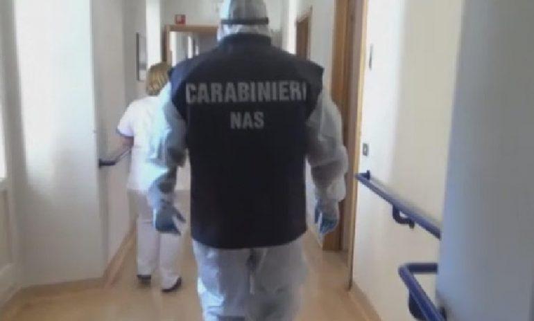 Asl Aversa, 13 furbetti del cartellino scoperti dal Nas di Caserta