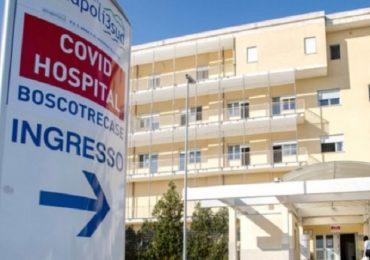 Coronavirus, 51 sanitari contagiati all'ospedale di Boscotrecase (Napoli)