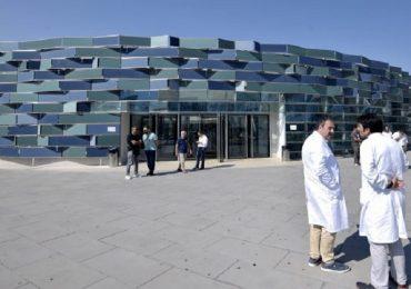 Coronavirus, è caos all'Ospedale del Mare di Napoli