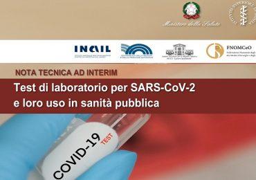 Coronavirus, le indicazioni per una corretta diagnostica