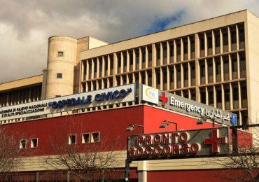 Coronavirus, sale il conto dei sanitari positivi al Pronto soccorso del Civico di Palermo