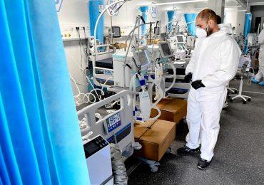 Coronavirus, terapie intensive oltre la soglia critica in 17 regioni
