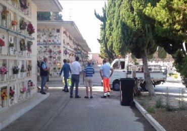 Coronavirus, troppe salme in attesa di sepoltura: chiuso il cimitero di Barletta