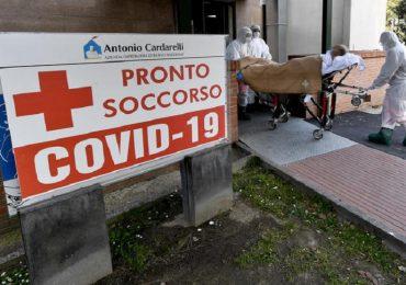 Napoli, paziente sospetto Covid trovato morto in bagno al Cardarelli