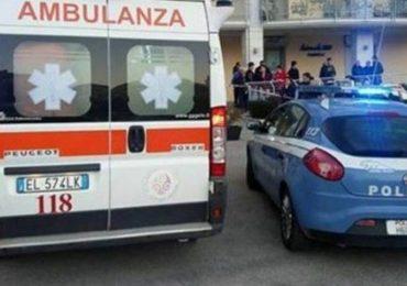 """Negazionista insegue ambulanza in urgenza aggredendo il personale:""""Terrorizzate la gente"""""""
