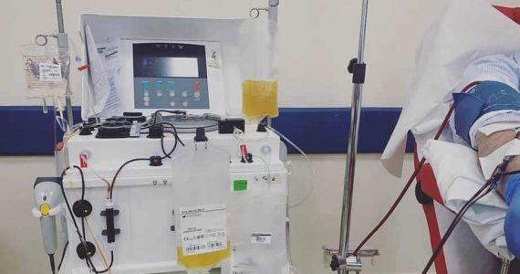 Plasma iperimmune: Asl Taranto rivolge appello alla donazione