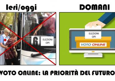 Voto online Opi: la priorità del futuro