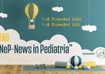 """Corso Fad Ecm gratuito """"Nep- News In Pediatria"""""""