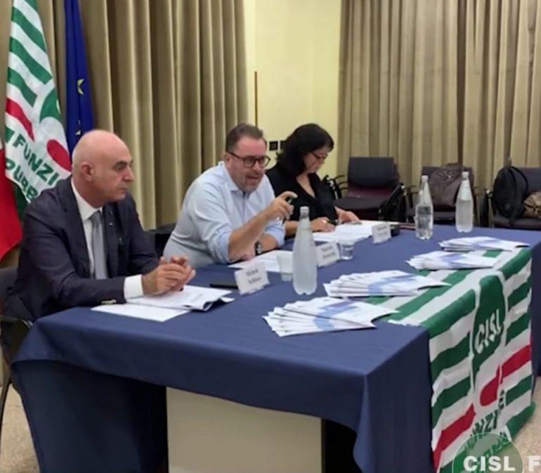 La Cisl all'assalto degli OPI d'Italia...Cambiare si deve?  2° parte