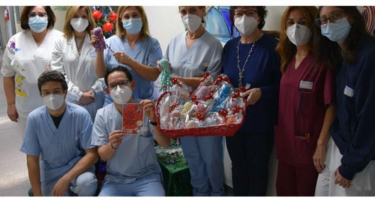 Otto il Polipotto: l'idea delle infermiere della Terapia Intensiva Neonatale Aou Senese