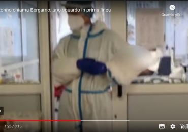 Vita da infermiera in prima linea (Video)