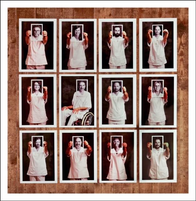 """Al via """"Infermieri, a viso aperto"""", un progetto fotografico per mostrare i volti e le storie di chi ogni giorno è al fianco dei pazienti"""