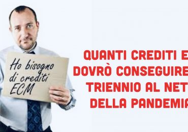 Bonus Ecm Covid-19: solo 70 crediti necessari nel triennio 2020-2022 se in regola 1