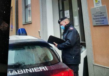 Cercano di convincere la collega  a vaccinarsi: 2 infermiere salvate dai Carabinieri