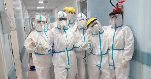 Coronavirus, il grazie di un paziente al pesonale dell'ospedale di Grottaglie