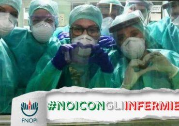 Fondo di FNOPI #NoiConGliInfermieri, ricezione delle istanze sospese: il motivo