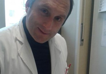 "Giuseppe Bianco si racconta ""dirò sempre sì al vaccino"""